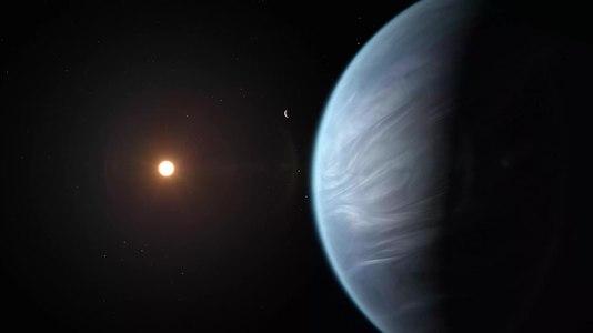 Планета K2-18b Пригодна Для Существования Жизни Земного типа