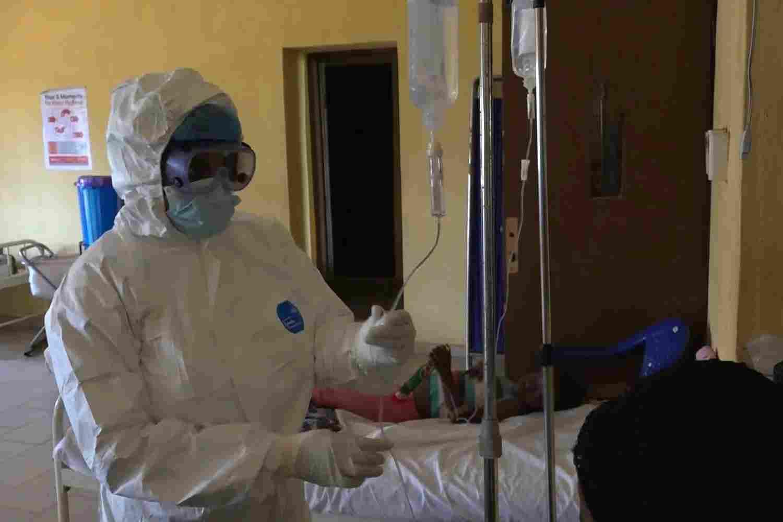 В Нигерии Распространяется Эпидемия Заболевания С Высокой Смертностью