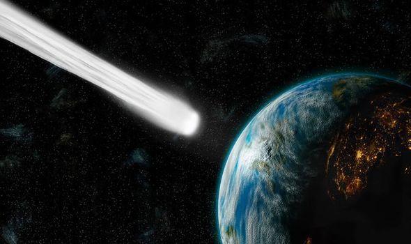 Над Канадой Взорвался Метеорит