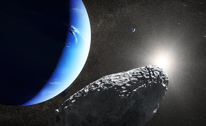 Уран Может Перевернуть Представление О Вселенной