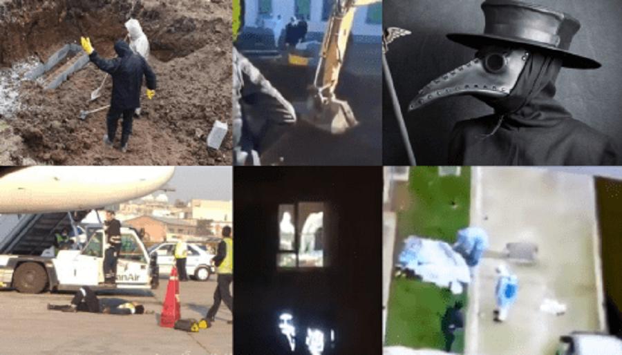 Коронавирус Выходит Из Под Контроля: В Иране С Эпидемией Сражаются Экскаваторы