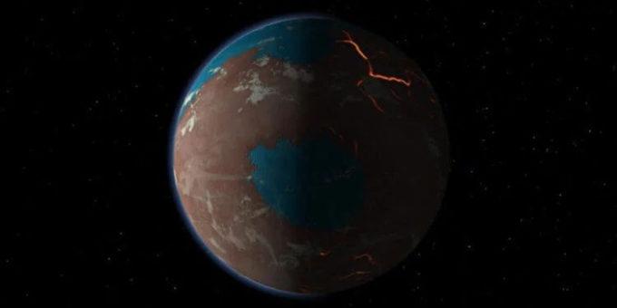 Земля Сформировалась Намного Быстрее Чем Мы Думали
