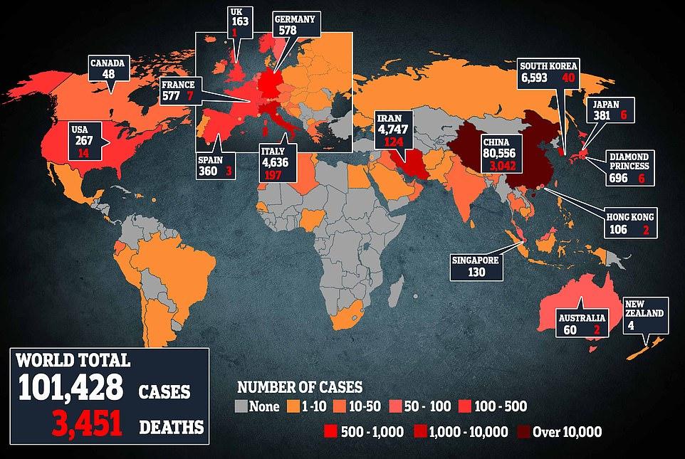 В США Самый Высокий В Мире Уровень Смертности От Коронавируса