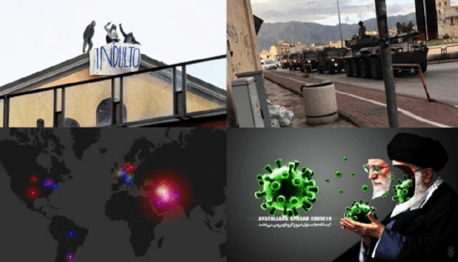Всю Италию Закрывают На Карантин, А В Иране Инфицированных Уже Миллионы