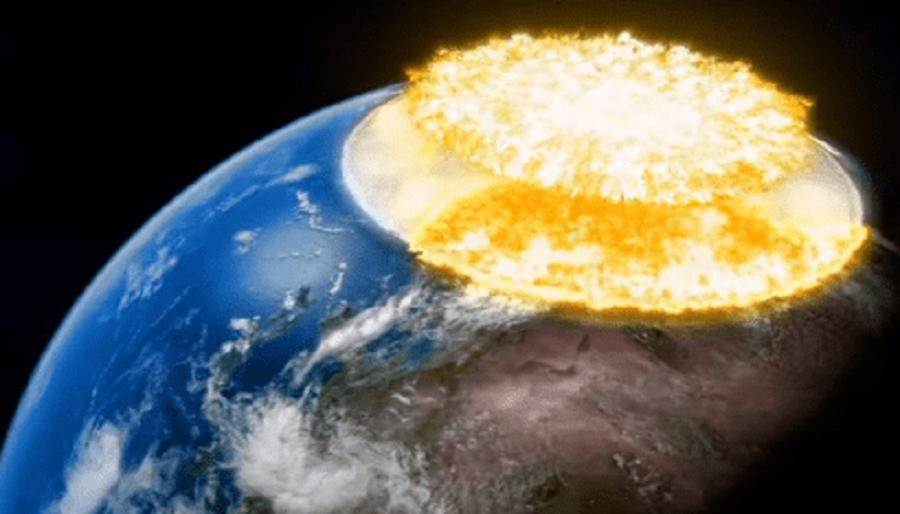 Астероид COVID-19 Может Сдвинуть Земную Ось