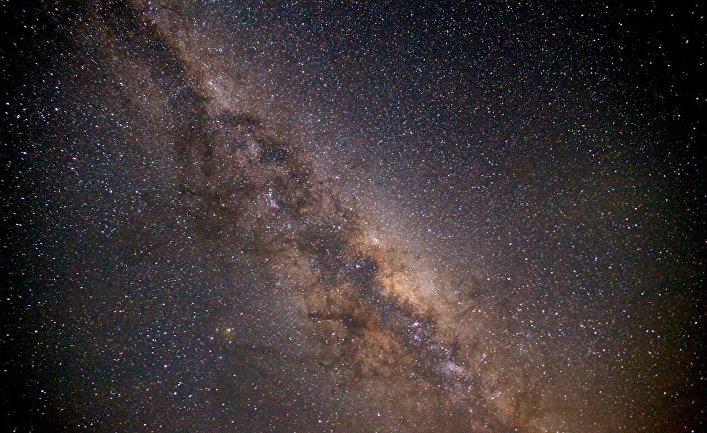 Черная Дыра В Центре Нашей Галактики Становится Агрессивнее