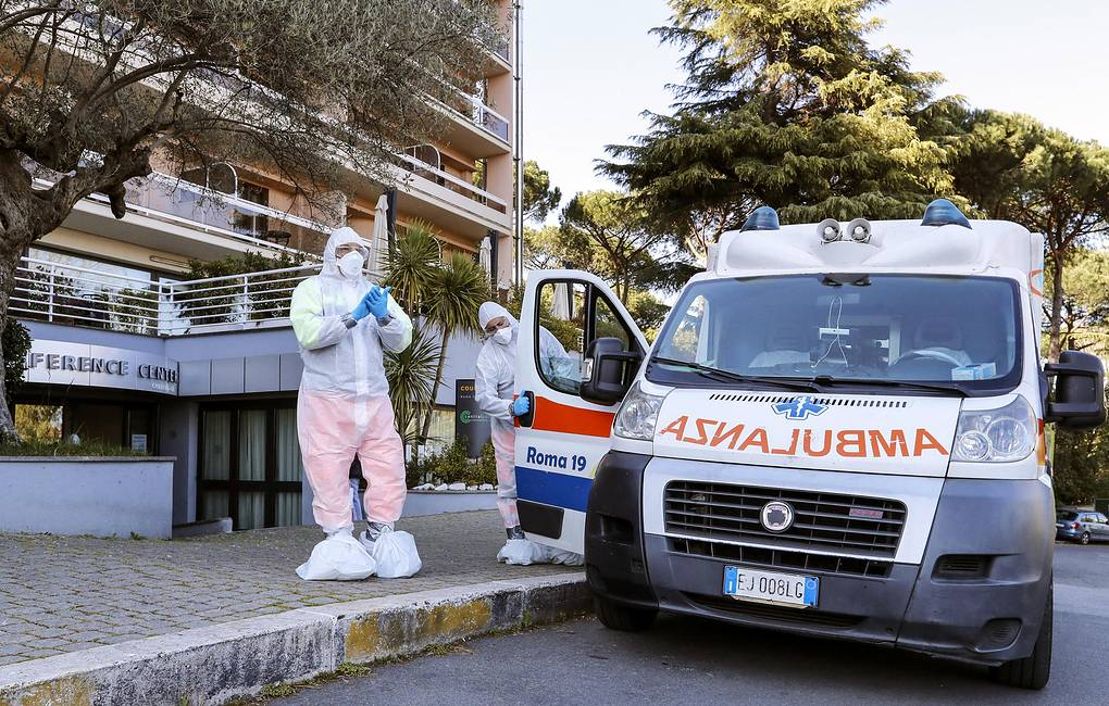 Число Зараженных Коронавирусом В Италии Может Достигать 3,3 Млн