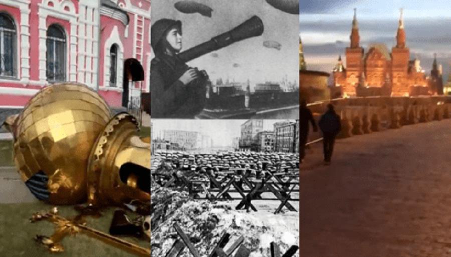 Появятся Ли Над Москвой Заградительные Аэростаты?