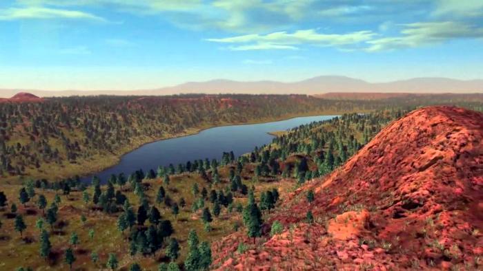 Марс Мог Быть Колыбелью Земной Жизни
