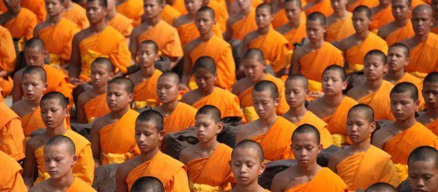 """Массовая медитация была зарегистрирована на графиках """"земной частоты Шумана"""""""