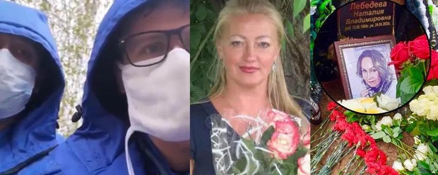 За 10 дней три российских врача, лечивших людей от Covid-19, выпали из окон