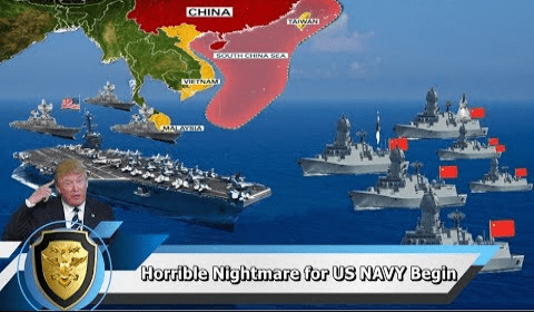Пентагон проиграл виртуальную морскую войну Китая и США. К чему бы?