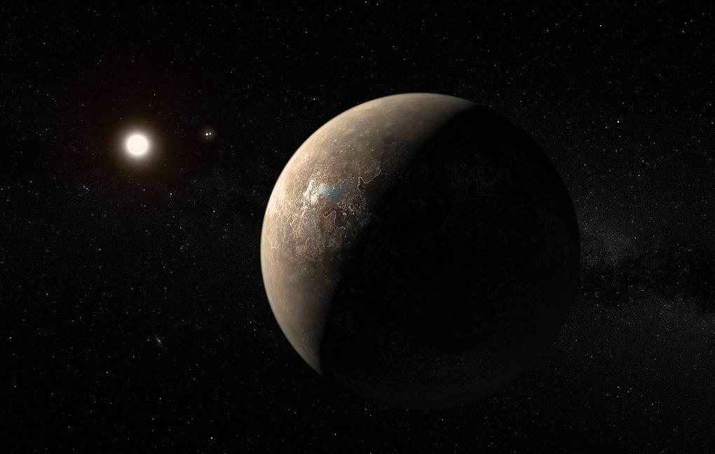Массу Ближайшей К Земле Экзопланеты Точно Измерили