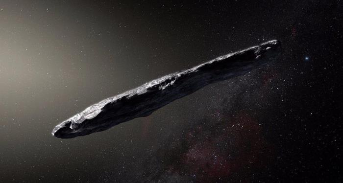 Зонд инопланетян назвали водородным айсбергом