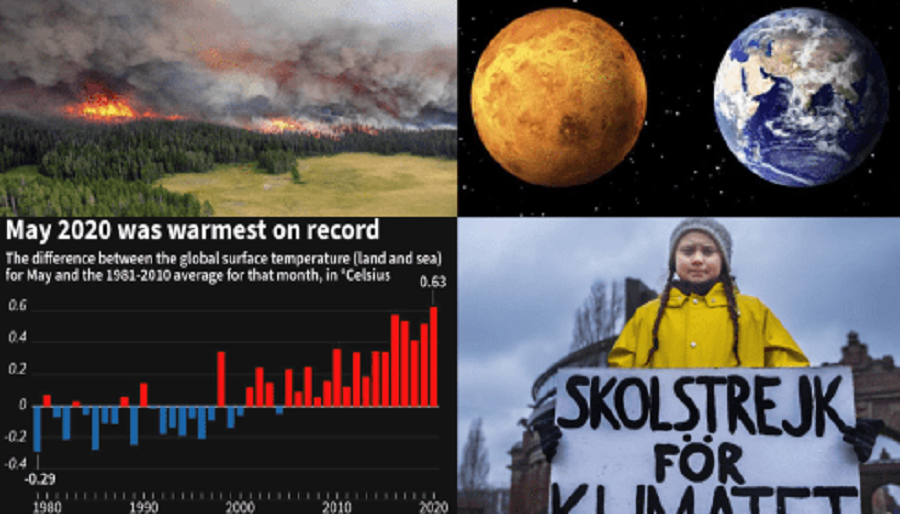 Сибирь И Аляска Начали Превращать Землю В Венеру