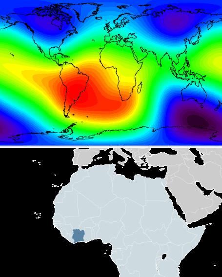 Почему Над Западной Африкой Появилось Одновременно 5 Солнц?