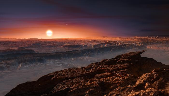 Подтвердили существование землеподобной планеты у Проксимы Центавра