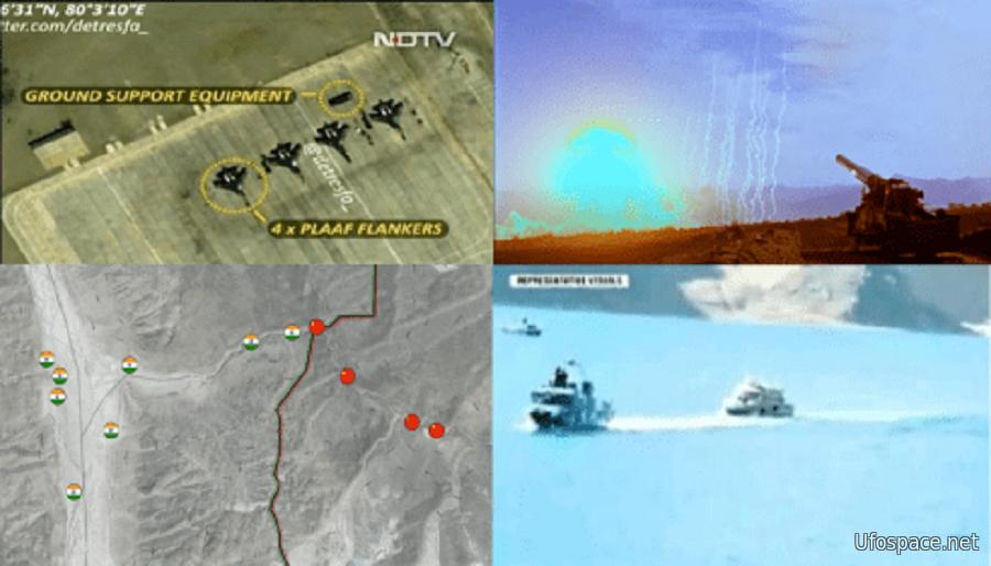 Китай Ввел На Территорию Индии Уже 10 000 Солдат