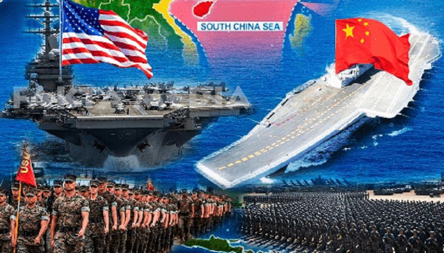 Китай, Похоже, Готовится К Большой Битве В Море