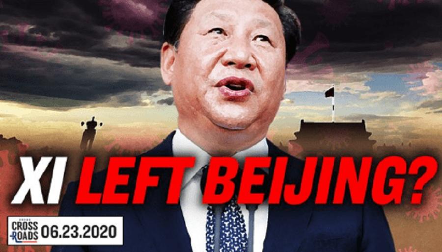 Китайская номенклатура срочно покидает Пекин. Covid-19? Революция? Война?