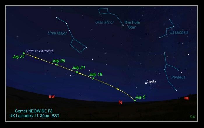 Комета NEOWIS предвещает войну или грандиозную катастрофу?