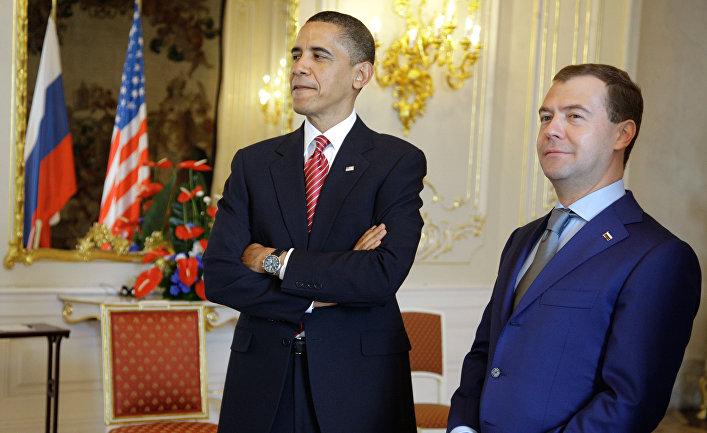 Медведев ставленник неоконов