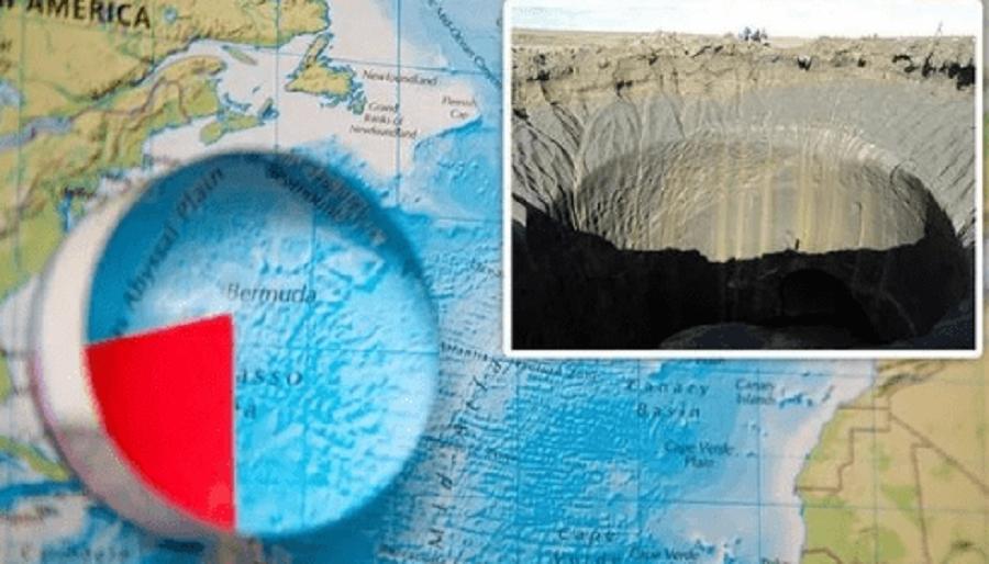 Сибирские ученые сделали прорыв в исследовании Бермудского треугольника