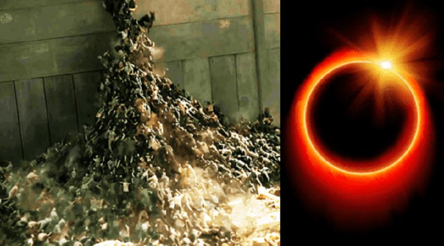 Солнечного затмения еще нет, но уже начинается Война миров Z