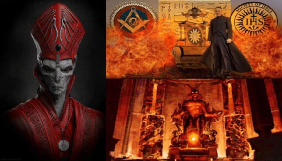 Черный Папа Может Возглавить Мир Уже Этой Осенью