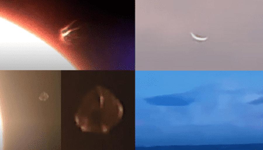 НЛО Стало Много Сверх Всякой Меры