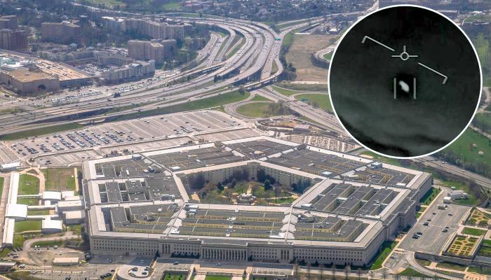 Пентагон Продолжает Изучать НЛО