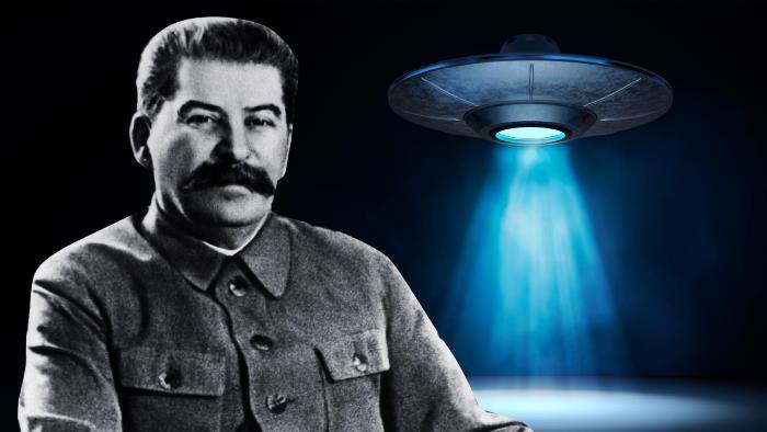 Сталина заподозрили в атаках инопланетян на США