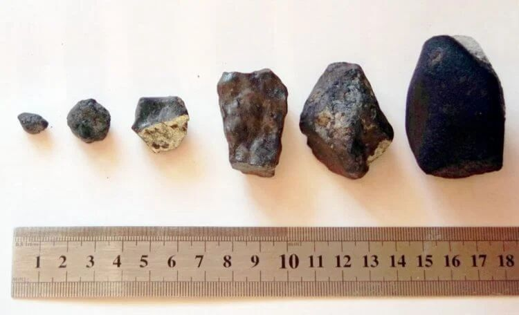 Какие бывают метеориты и сколько они стоят?