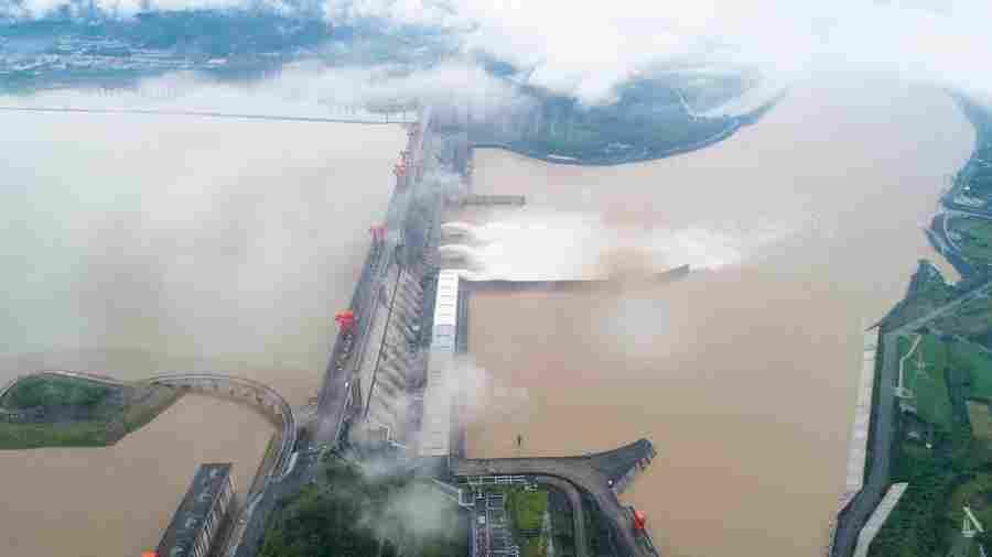 В Китае Ждут Вторую Волну Наводнения Которая Будет Больше Первой