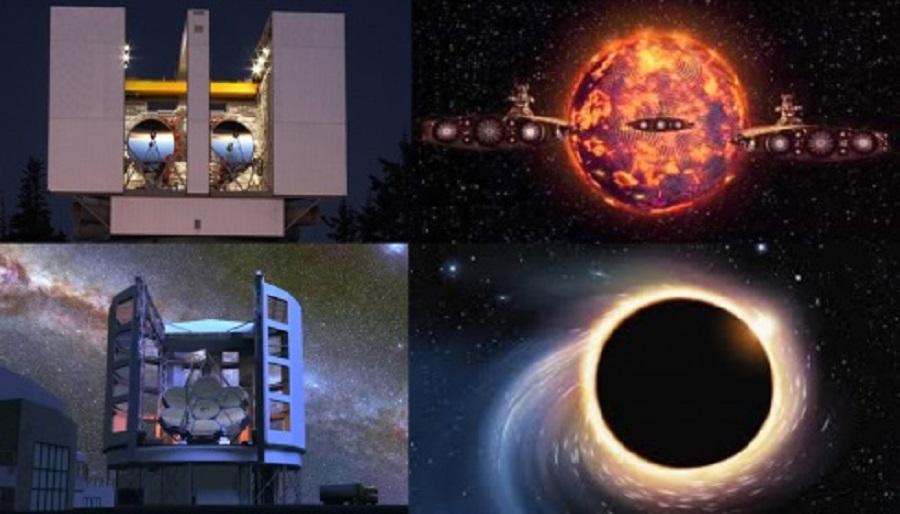 Зачем В Австралии Срочно Строится Телескоп Для Наблюдения За Нейтронными Звездами