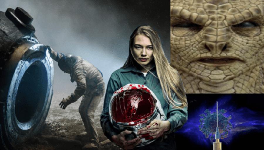 Рептилоиды Хотят Ввести Всем Людям В Кровь Икру Инопланетян