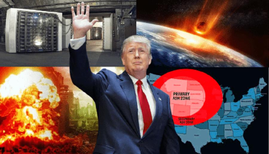 Трамп Сказал Что Какое-То Время  Мы Его Теперь Не Увидим