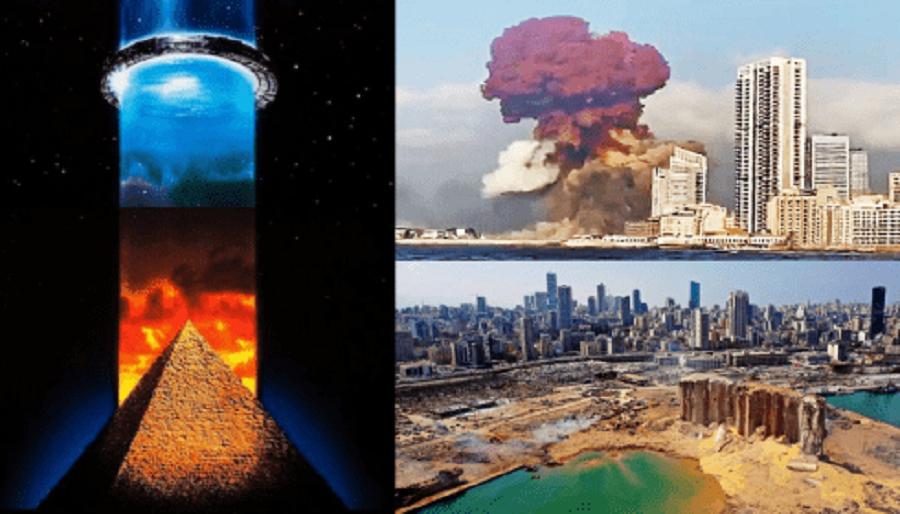 В Бейруте Взорвались «Звёздные Врата»?