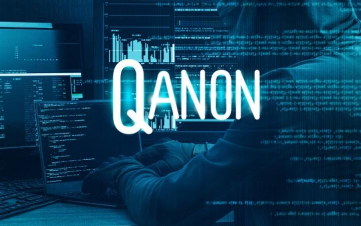 QAnon -Трамп Спасает Мир От Сатанистов-Педофилов