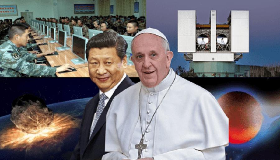 Что Китайские Хакеры Искали На Серверах Ватикана?