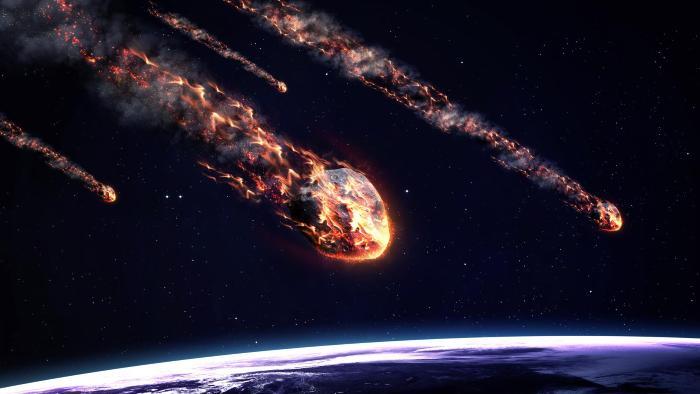 Что Стало С Людьми, На Которых Упал Метеорит