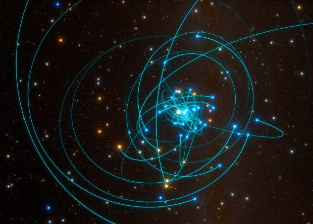 Астрономы Нашли Самую Быструю Звезду Млечного Пути