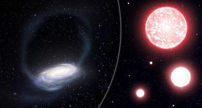 Ученые Обнаружили Древнее Кладбище Странных Звезд