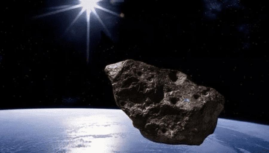 На Земле Начинается Аттракцион АСТЕРОИД?