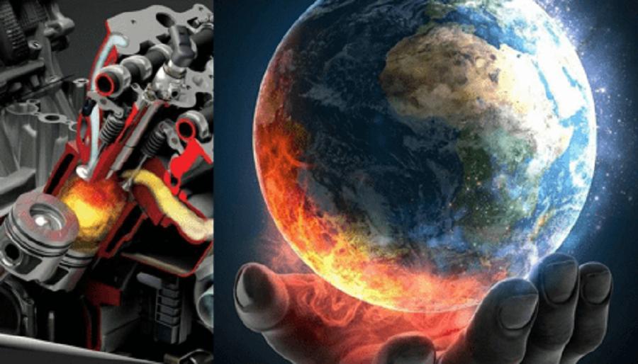 Что Превратило Землю В Двигатель Внутреннего Сгорания?
