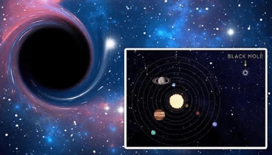 Официалы Говорят Что Черная Дыра В Солнечной Системе Может Вызвать Ужасные Последствия