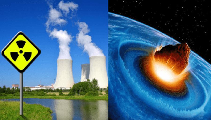 Британия Остановила 10 Реакторов Из 15. К Чему Бы?