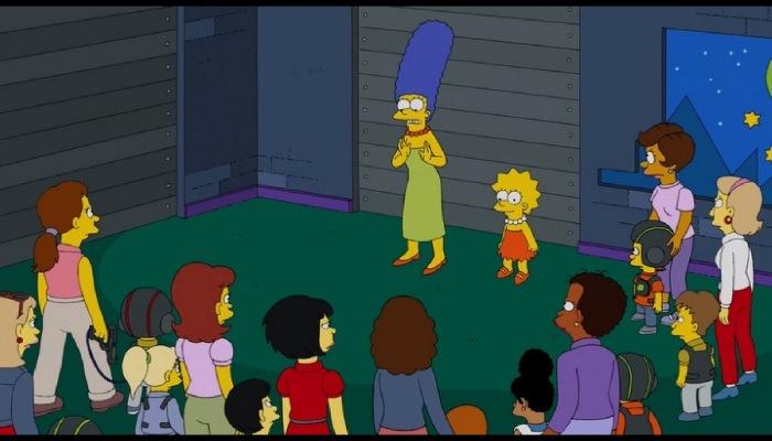 Симпсоны Намекают На Удар Астероида 24-Го Сентября?