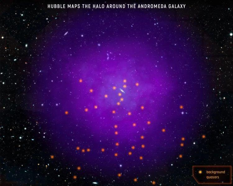 Столкновение Андромеды И Млечного Пути Уже Началось