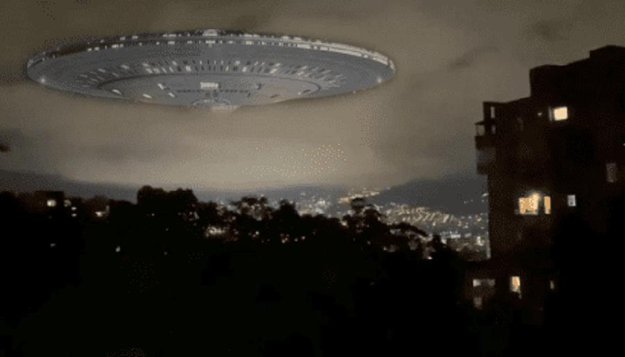Необъяснимый Рокот В Небе Колумбии Напугал Целый Город